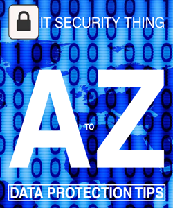 A to Z of Data Protection cover image