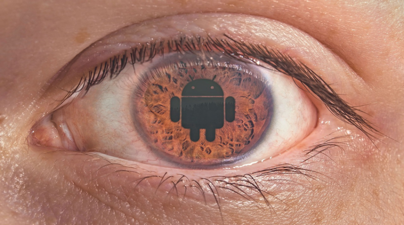 Android eye image