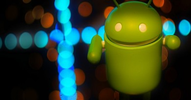 Picxture of Android logo robot