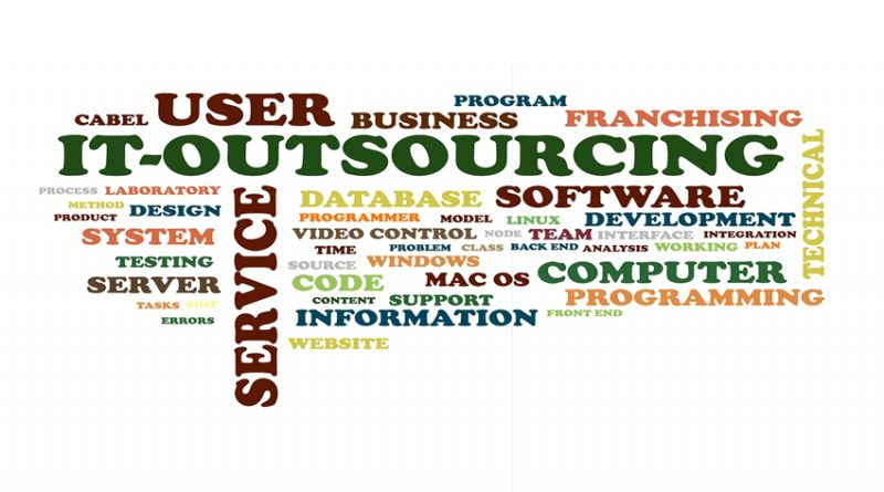 Outsourcing tag cloud