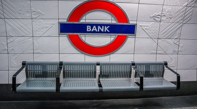 Bank tube station