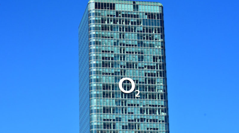 Photo of an O2 office building