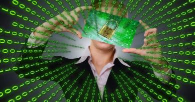 Matrix code bursting from smartphone
