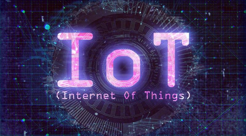 Neon IoT sign