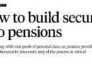 How to build security into pensions